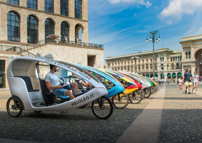 MILAN  like you've never seen it before